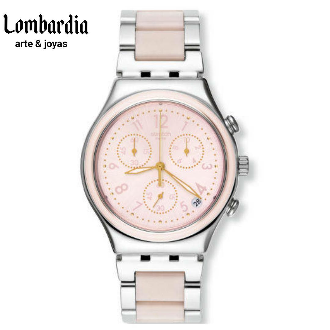 Ycs588g Arte Reloj Y Dama Joyas Swatch Lombardia BeoWdCxr