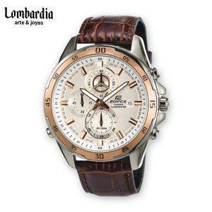 Reloj Casio Edifice Efr-547l-7av.