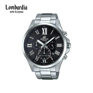 Reloj Casio Edidice Efv-500d Fondo Negro