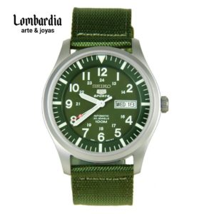 Reloj Seiko Automático Snzg09k1