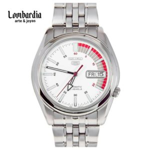 Reloj Seiko Automático Snk389k1