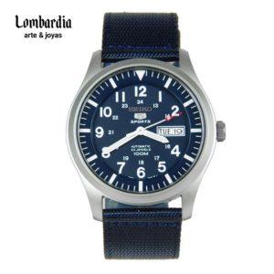Reloj Seiko Automatico Snz611k1.