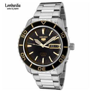 Reloj Seiko Automatico Snzh57k1.