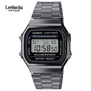 Reloj Casio Retro A168w66 1a