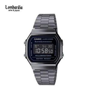 Reloj Casio Retro A168wgg 1b