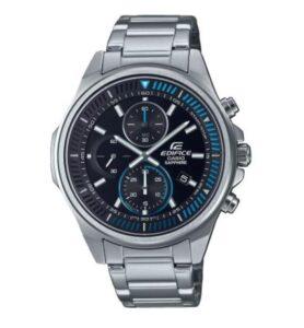 Reloj Casio Edifice Efr-572d 1avudf, Con Cristal De Zafiro.